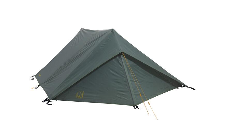 Nordisk Faxe 3 PU tent groen